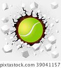 球 裂縫 粉碎 39041157