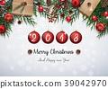 2018 merry christmas 39042970
