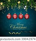 2018 merry christmas 39042974
