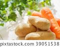 감자, 포테이토, 당근 39051538