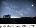 淺間山 銀河 星空 39052295