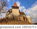 Biertan fortified church in Transylvania, Romania. 39056753
