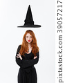 Halloween witch concept - Happy Halloween Sexy 39057217