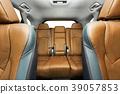 Car Interior Backseats 39057853