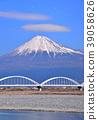 蒼井雲和富士山-6717 39058626
