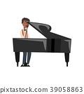 钢琴 钢琴家 器具 39058863