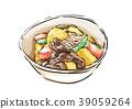 土豆炖肉 烹饪 食物 39059264