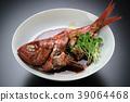 อาหารทำจากปลา,ครัว,ตุ๋น 39064468