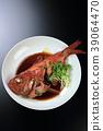 อาหารทำจากปลา,ครัว,ตุ๋น 39064470