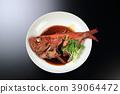อาหารทำจากปลา,ครัว,ตุ๋น 39064472