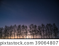 """Hokkaido"" Biei Hill / Starry Sky เต็มไปด้วยสวรรค์ 39064807"