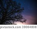 """Hokkaido"" Biei Hill / Starry Sky เต็มไปด้วยสวรรค์ 39064808"