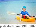 kid at vacation 39066802