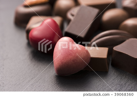 心形巧克力 39068360