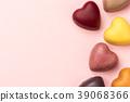 ช็อคโกแลตรูปหัวใจ 39068366
