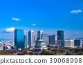 «大阪府»大阪城和商業園 39068998