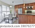 Modern Kitchen Interior 39070277
