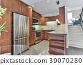 Modern Kitchen Interior 39070280