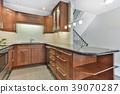 Modern Kitchen Interior 39070287
