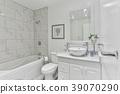 Bathroom modern Interior 39070290