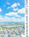 【오사카】 도시 풍경 39071709