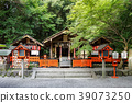 nonomiya shrine, shrine, shrines and temples 39073250