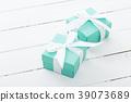 선물, 기프트, 박스 39073689