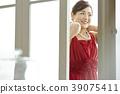 中年女性美容裝扮 39075411