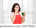 detox, woman, green 39079681