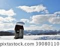 Winter, landscape, winter 39080110