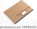 노트, 공책, 연필 39080293