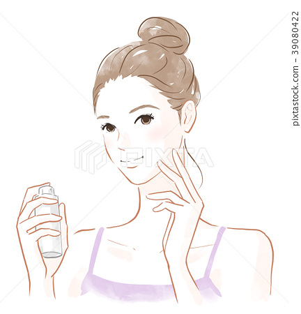 Image of skin care 39080422