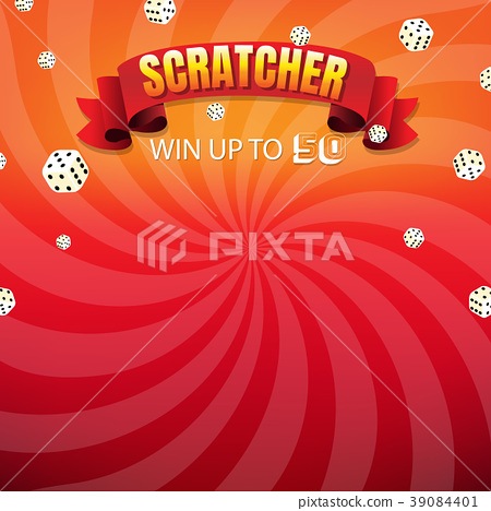 Ticket Scratch And Win 39084401