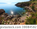Sea bay in Zingaro Park, Sicily, Italy 39084582