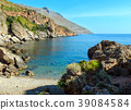 Sea bay in Zingaro Park, Sicily, Italy 39084584