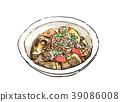 Potato stew 39086008