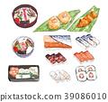 壽司 室町時代 傳統的佛教素食 39086010