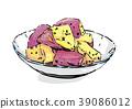 'daigaku', sweet, potatoes 39086012