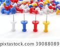 Push pin 39088089