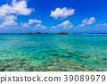 바다, 오키나와, 미야코 섬 39089979
