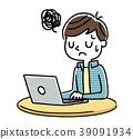 ชาย: อินเทอร์เน็ต, พีซี 39091934