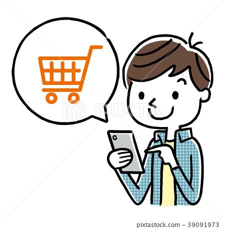 男生 智能手机 网际网路 39091973