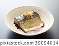 鯖魚 水煮魚或蔬菜 水煮魚 39094014