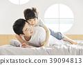 生活,臥室,爸爸,兒子,韓國人 39094813