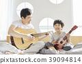 생활,침실,아빠,아들,한국인 39094814