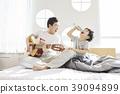 生活,臥室,爸爸,兒子,韓國人 39094899