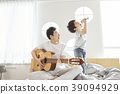 生活,臥室,爸爸,兒子,韓國人 39094929