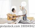 生活,臥室,爸爸,兒子,韓國人 39094942