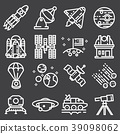space,icon,icons 39098062