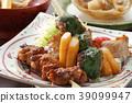 음식, 먹거리, 꼬치구이 39099947